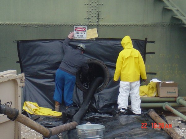Excel Industrial Group Chemical Waste Disposal Services